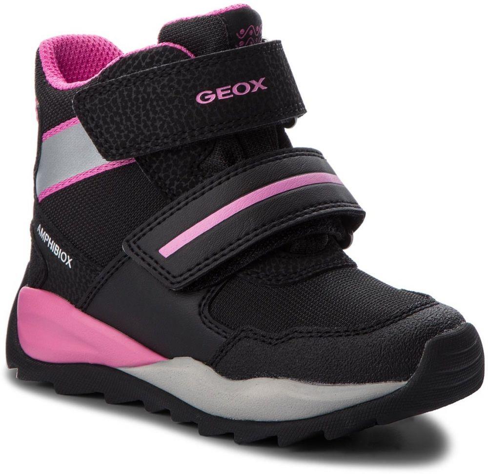 Snehule GEOX - J Orizont B.B ABX A J842BD 0FU54 C0922 S Black Fuchsia  značky Geox - Lovely.sk 4de5fad4d1