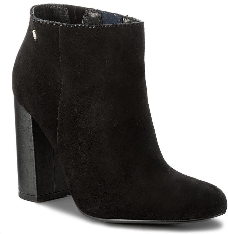 6d8679a1cf Členková obuv TOMMY HILFIGER - Shu 4B FW0FW01452 Black 990 značky Tommy  Hilfiger - Lovely.sk