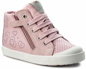 Outdoorová obuv GEOX - B Kilwi G. A B72D5A 085NF C8010 S Lt Pink 39509a7b528