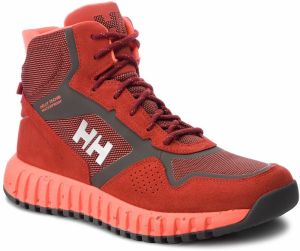 Trekingová obuv HELLY HANSEN - W Monashee Ullr Ht 114-46.199 Red Brick/Beluga/Bright Bloom