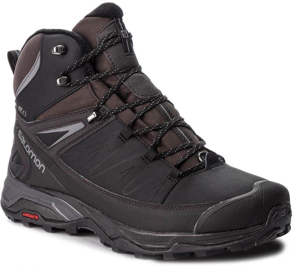 Trekingová obuv SALOMON - X Ultra Mid Winter Cs Wp 404795 31 V0  Black Phantom Quiet Shade značky Salomon - Lovely.sk ac6adc3572c