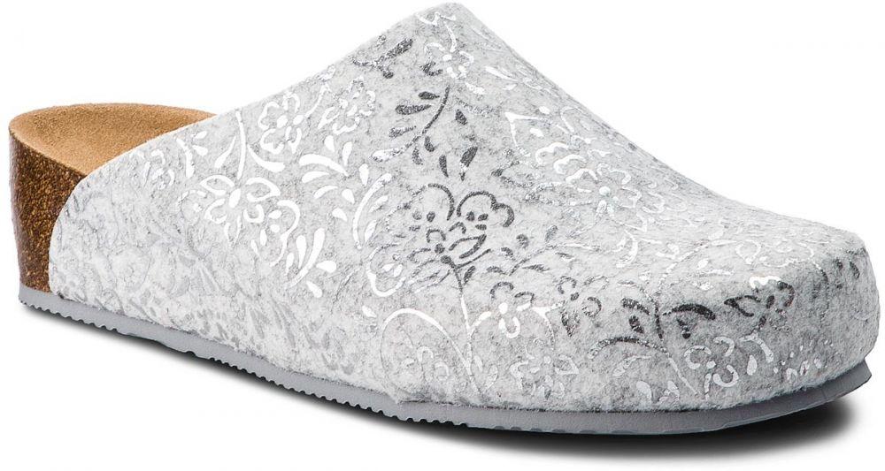793ddecd7ce8 Papuče SCHOLL - Silene F27281 1070 350 Light Grey značky Scholl - Lovely.sk