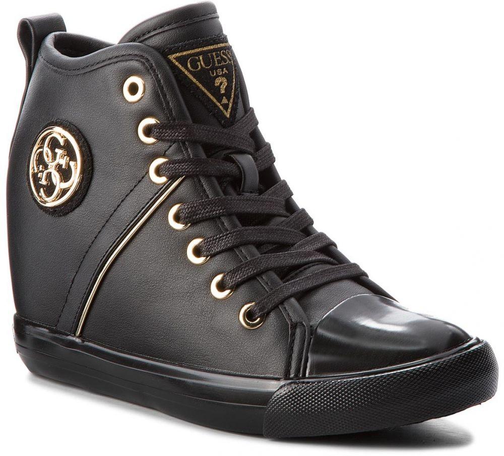 Sneakersy GUESS - FLJLY3 ELE12 BLACK značky Guess - Lovely.sk 22f70034519
