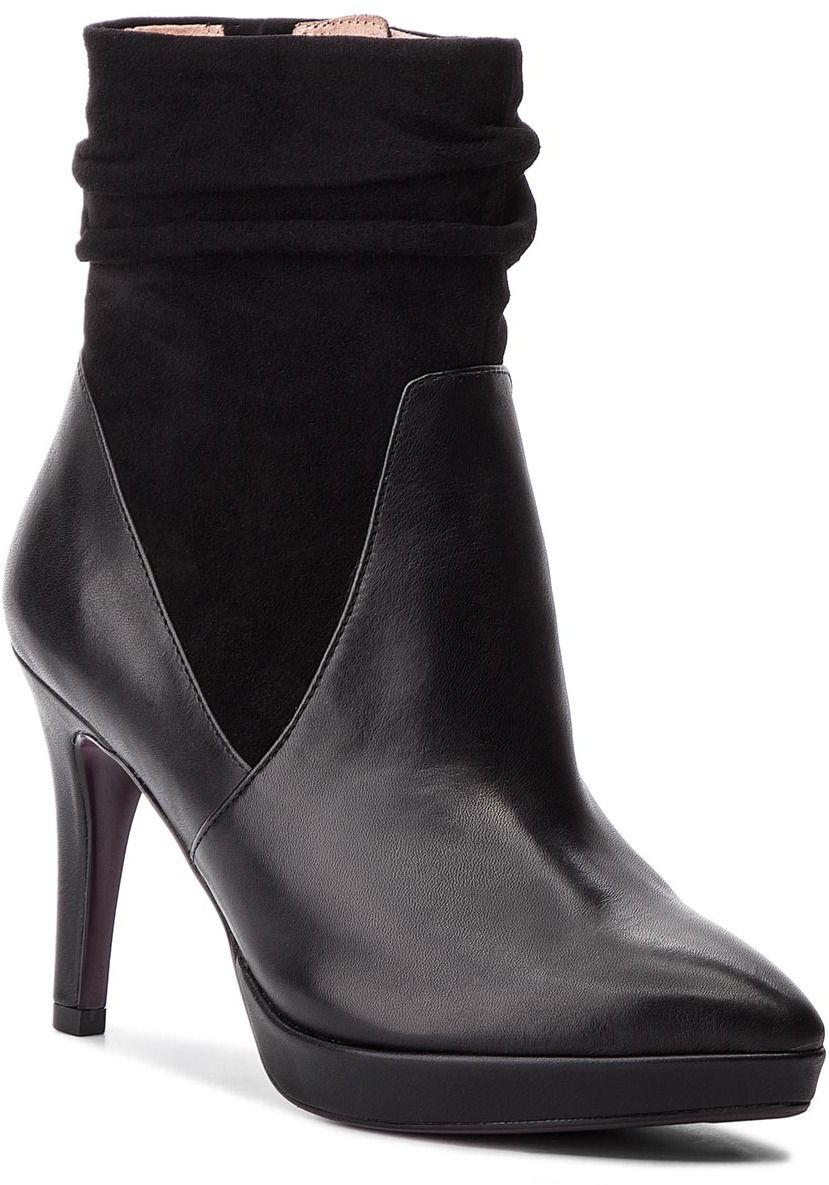 171d3fc5c2e03 Členková obuv TAMARIS - 1-25389-21 Black 001 značky Tamaris - Lovely.sk