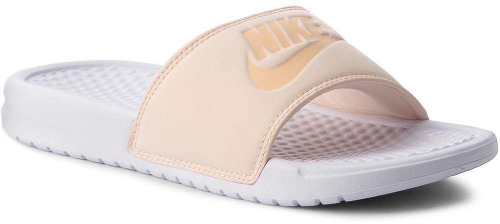 Šľapky NIKE - Benassi Jdi Pastel Qs AA4150 800 Orange Quartz Ice  Peach White značky Nike - Lovely.sk f37a5588fb2