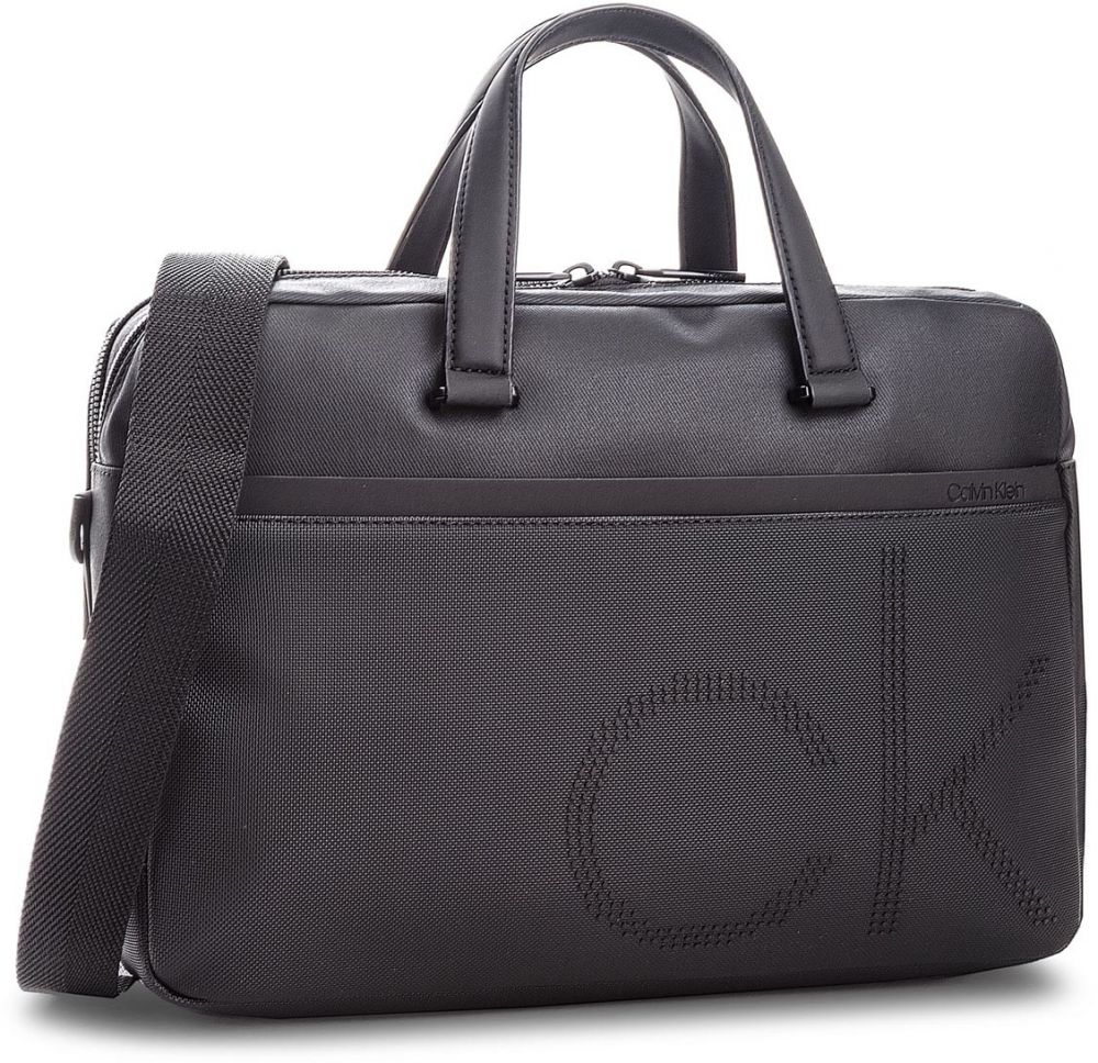 b44e30b3b6 Taška na Laptop CALVIN KLEIN - Ck Point Laptop Bag K50K503876 001 značky  Calvin Klein - Lovely.sk