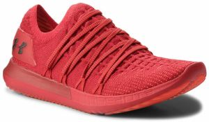 Topánky UNDER ARMOUR - Ua Speedform Slingshot 2 3000007-600 Red