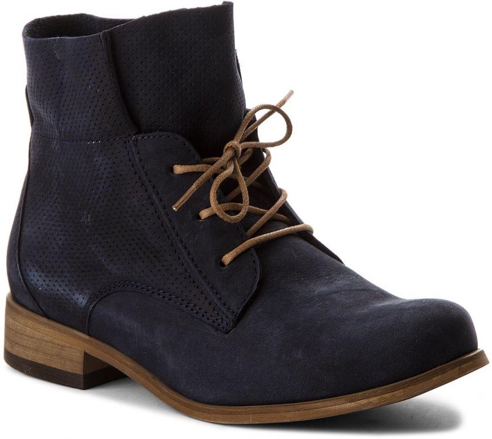 Členková obuv WOJAS - 8553-26 Tmavo modrá značky Wojas - Lovely.sk f5cbd77a0a0