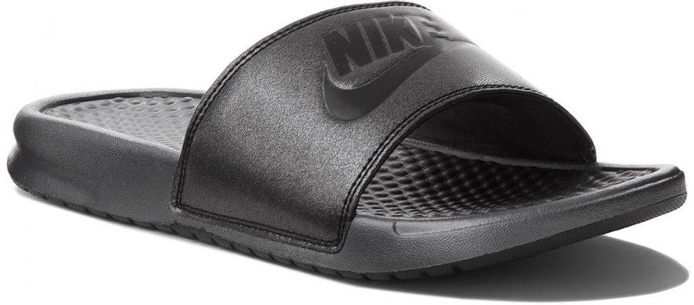 Šľapky NIKE - Benassi Jdi Metallic Qs AA4149 001 Metallic Black Black  značky Nike - Lovely.sk 953461f02e6