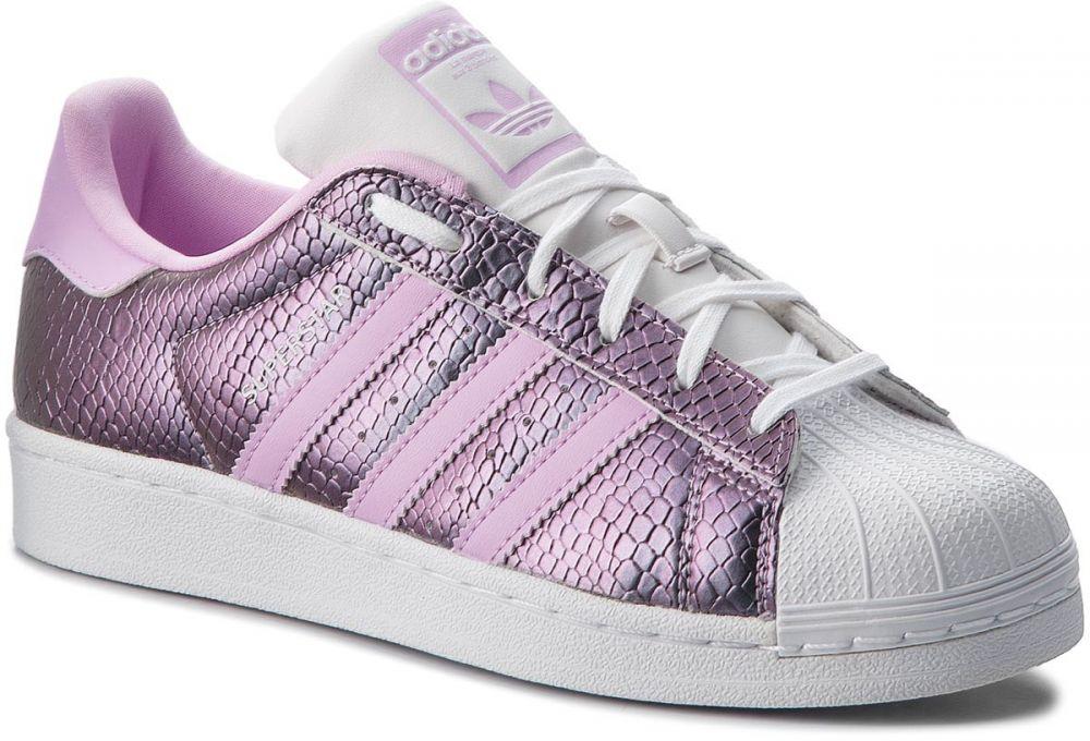 65ae386d057de Topánky adidas - Superstar J B37184 Ftwwht/Clelil/Ftwwht značky Adidas -  Lovely.sk