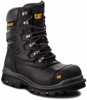 92a6bb9735f24 Outdoorová obuv CATERPILLAR INDUSTRIAL - Premier 8'' Wr Tx P720150 Black