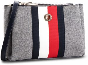Kabelka TOMMY HILFIGER - Effortless Tommy Xov AW0AW06038 901