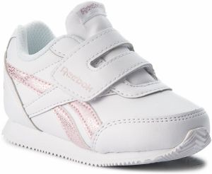 Reebok Dievčenské botasky Royal - ružovo-biele značky Reebok - Lovely.sk c4a96325901