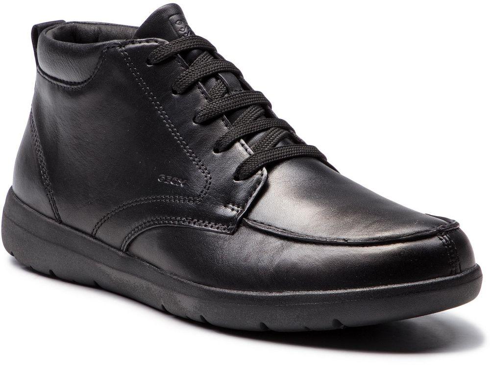 d0ea7c7bd6 Outdoorová obuv GEOX - U Leitan A U843QA 00043 C9999 Black značky ...
