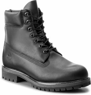 Outdoorová obuv TIMBERLAND - 6 In Premium Boot A1MA6/TB0A1MA60011 Blk