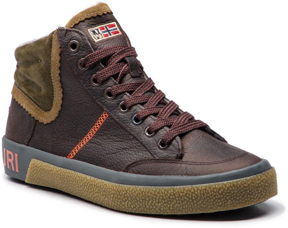 0f192b60787 Outdoorová obuv NAPAPIJRI - Jakob 17833991 Dark Brown N46 značky Napapijri  - Lovely.sk
