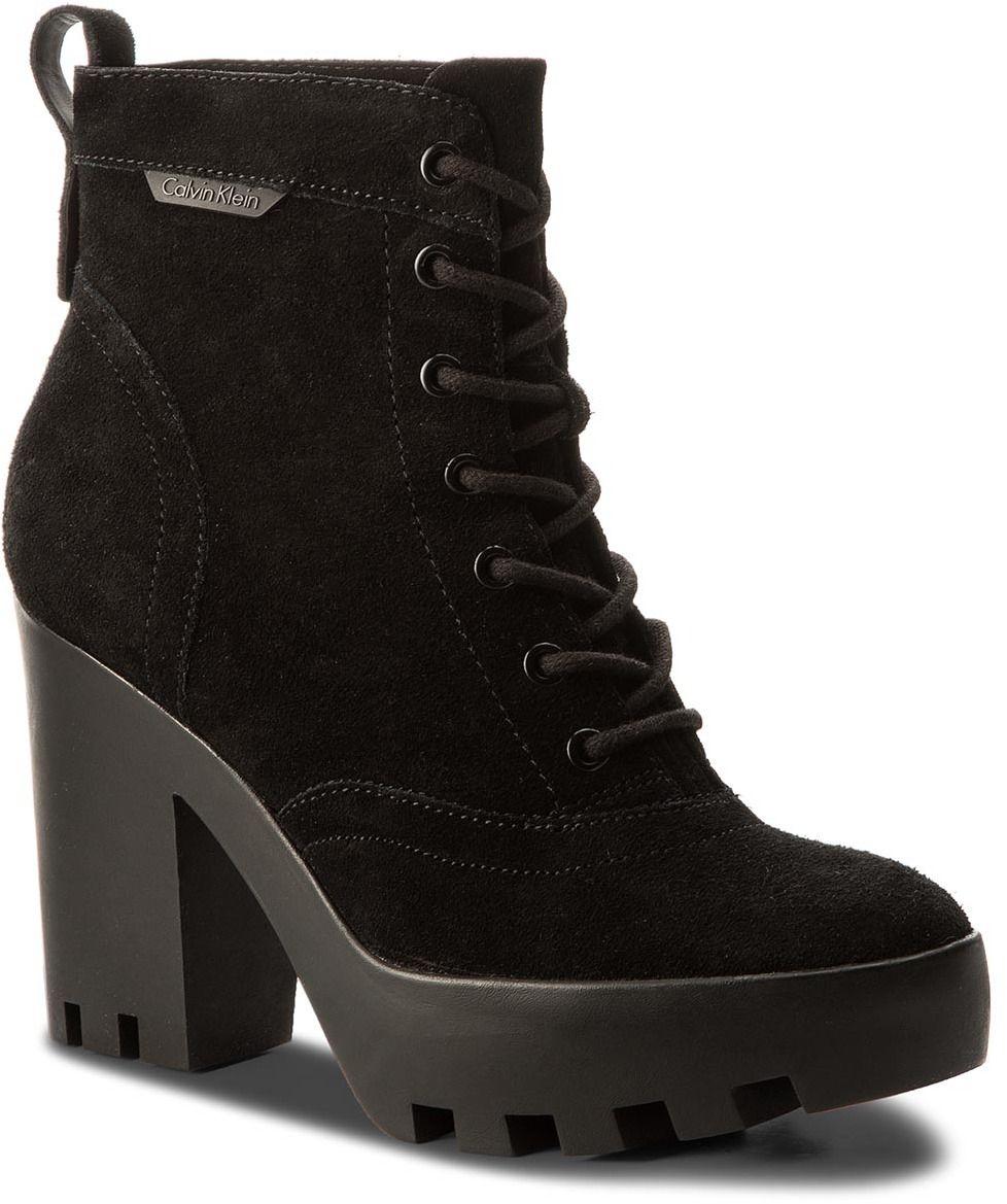 045cf499ac Členková obuv CALVIN KLEIN JEANS - Serena RE9618 Black značky Calvin Klein  Jeans - Lovely.sk