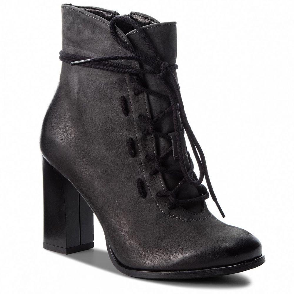af0553bc08c72 Členková obuv LASOCKI - 165594-15 Sivá značky Lasocki - Lovely.sk