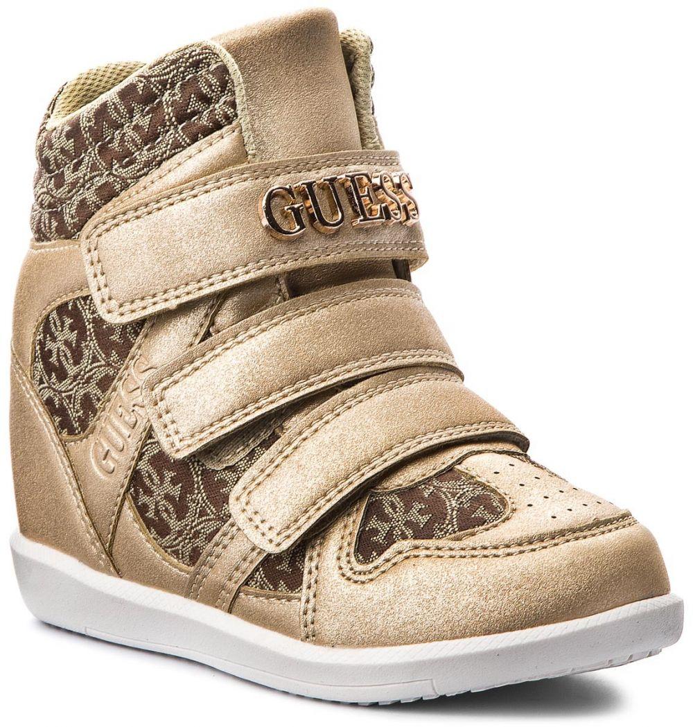 9666232bdd48 Outdoorová obuv GUESS - FIISA3 ELE12 NUD značky Guess - Lovely.sk