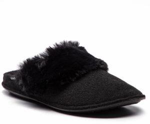 Papuče CROCS - Classic Luxe Slipper 205394 Black f4bcb6d5c9