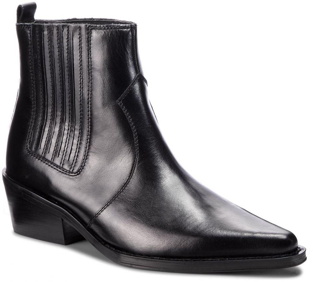 16b67add72 Kotníková obuv s elastickým prvkom CALVIN KLEIN JEANS - Barbara R0732 Black značky  Calvin Klein Jeans - Lovely.sk