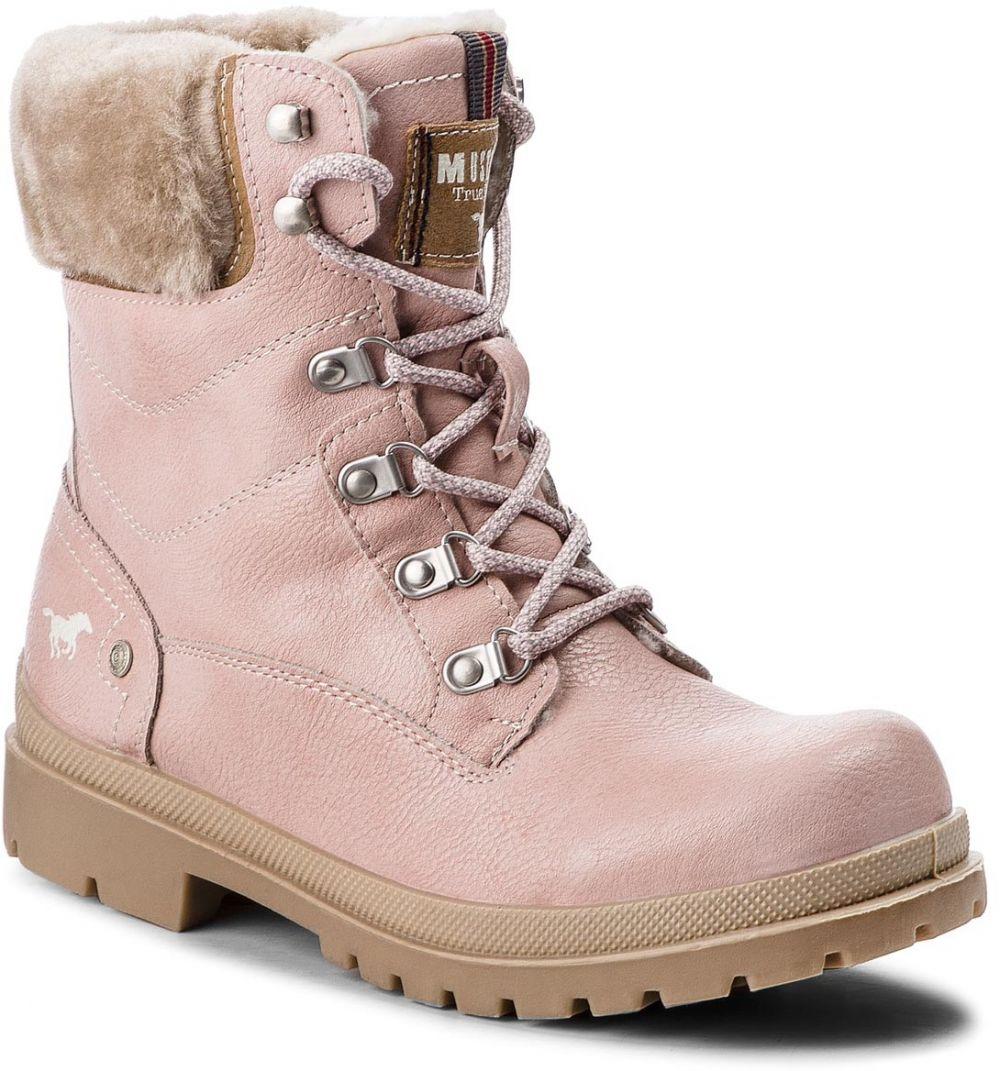 Outdoorová obuv MUSTANG - 43C088 Ružová značky Mustang - Lovely.sk 5ee2df22905