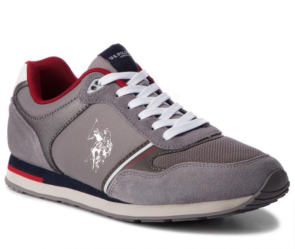 c82f975b116e0 Sneakersy U.S. POLO ASSN. - Werner FLASH4132W8/SN1 Grey značky U.S. ...