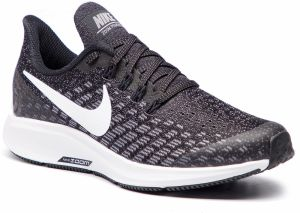Topánky NIKE - Air Zoom Pegasus 35 (GS) AH3482 001 Black/White/Gunsmoke/Oil/Grey