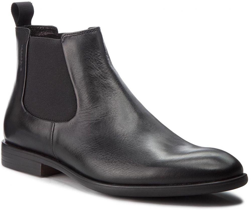 Kotníková obuv s elastickým prvkom VAGABOND - Harvey 4463-001-20 Black  značky Vagabond - Lovely.sk 1718596ee79