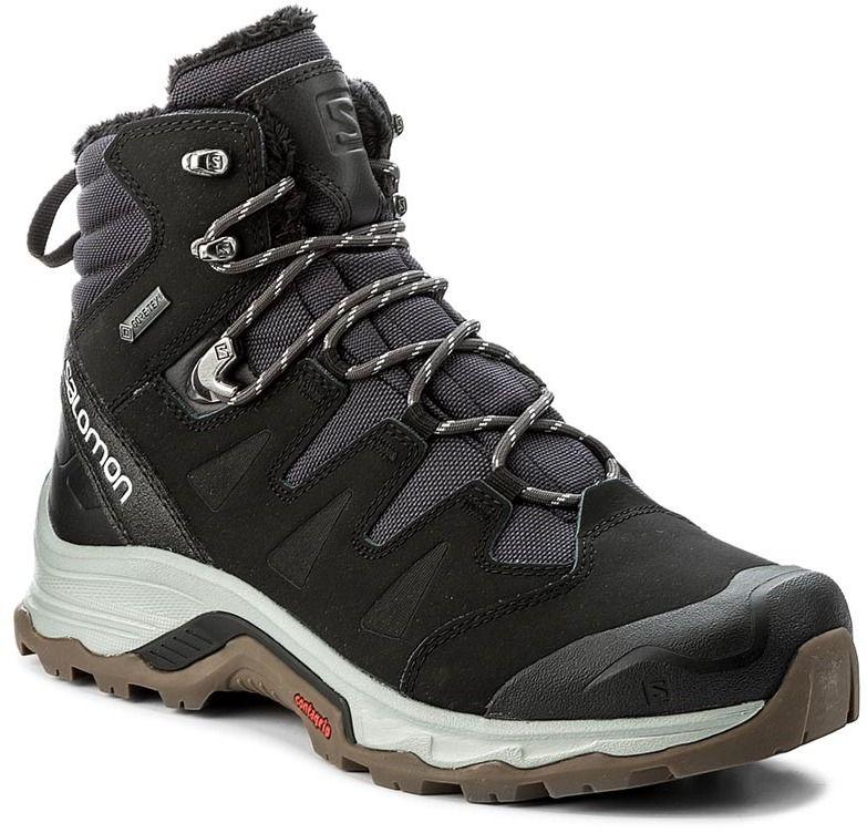 65f1ec318a29d Trekingová obuv SALOMON - Quest Winter Gtx GORE-TEX 398547 26 V0  Phantom/Black/Vapor Blue značky Salomon - Lovely.sk