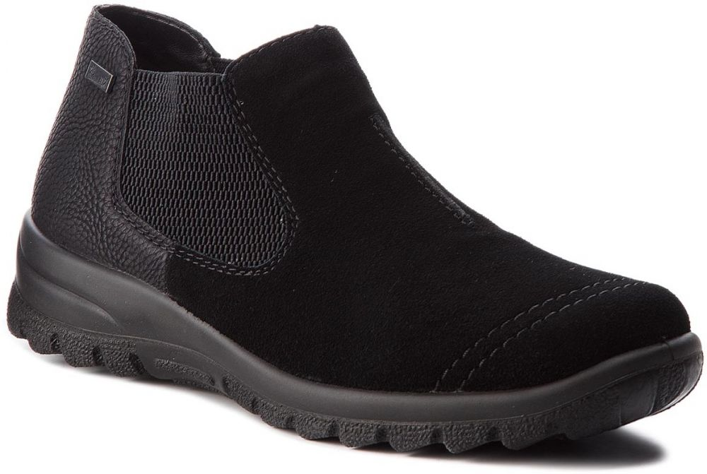Členková obuv RIEKER - L7190-00 Schwarz značky RIEKER - Lovely.sk 3b274961723
