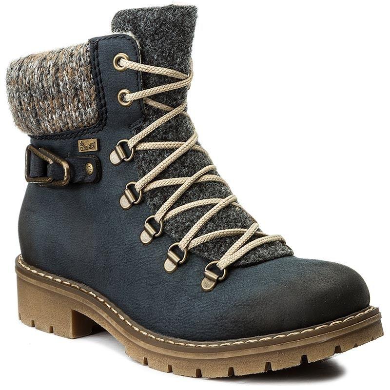 56e397de58 Outdoorová obuv RIEKER - Y9131-14 Blue Combination značky RIEKER - Lovely.sk