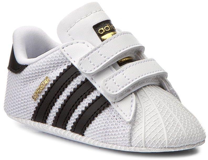 4ac649963228 Topánky adidas - Superstar Crib S79916 Ftwwht Cblack Ftwwht značky Adidas -  Lovely.sk