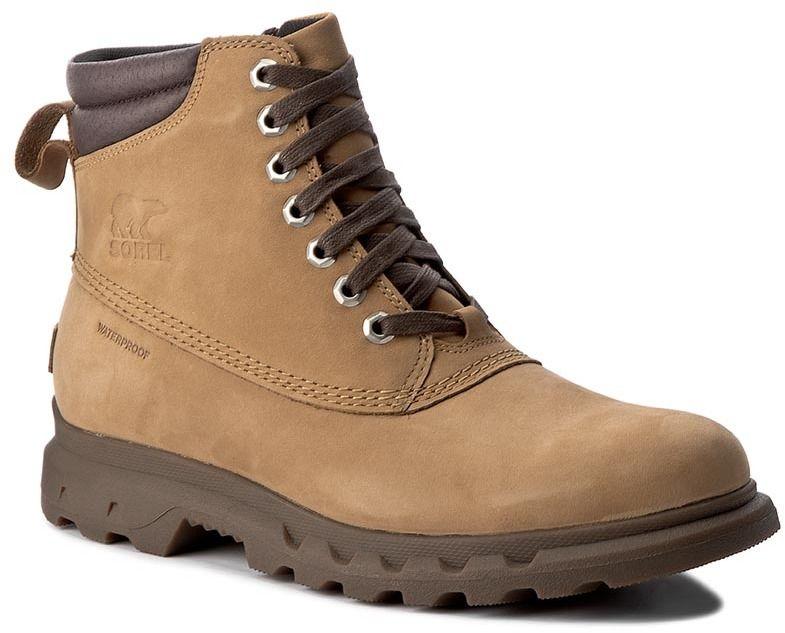 14fa89e94 Outdoorová obuv SOREL - Portzman Lace NM2761 Buff/Hawk 281 značky SOREL -  Lovely.sk