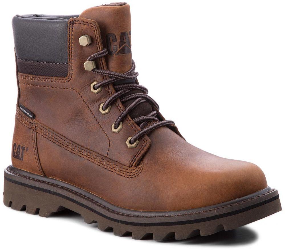 d2e460791f5 Outdoorová obuv CATERPILLAR - Deplete Wp P721722 Brown značky CATERPILLAR -  Lovely.sk