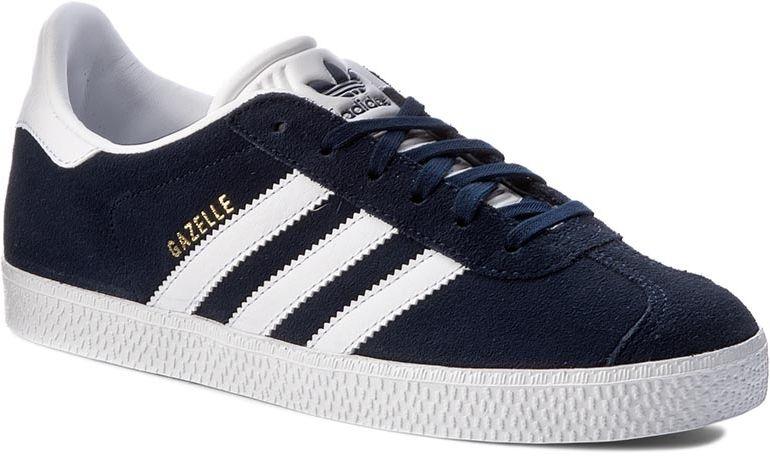 0981785389f43 Topánky adidas - Gazelle J BY9144 Conavy/Ftwwht/Ftwwht značky Adidas -  Lovely.sk