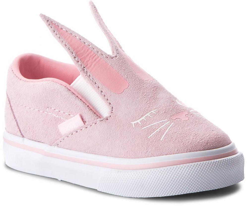 Poltopánky VANS - Slip-On Bunny VN0A3MTZQ1C Chalk Pink True White značky  Vans - Lovely.sk 4bfb613c6f0