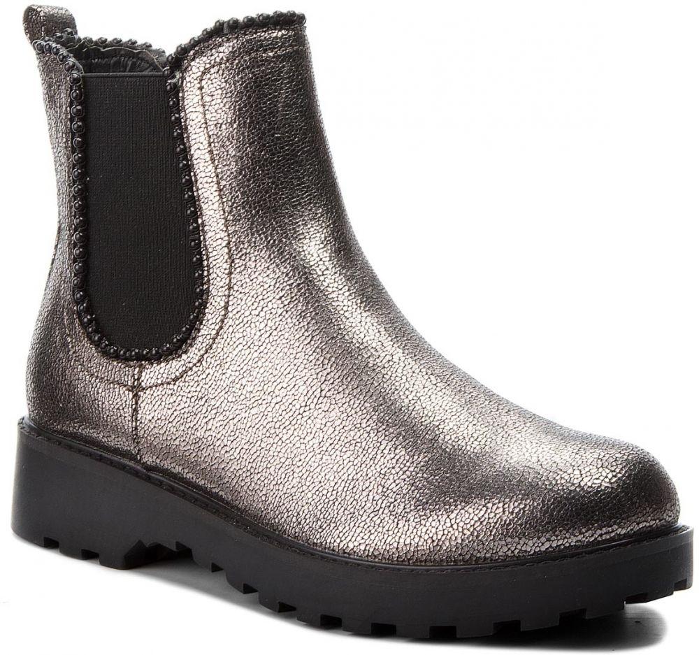 a06f911ae4 Kotníková obuv s elastickým prvkom GUESS - FLNOL3 LEM10 SILVE značky Guess  - Lovely.sk