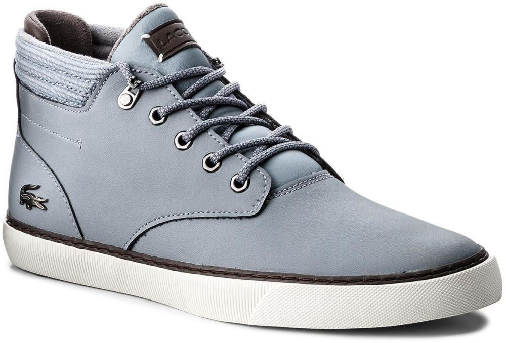 Sneakersy LACOSTE - Esparre Winter C 318 3 Cam 7-36CAM002212C Gry Gry  značky Lacoste - Lovely.sk f45aac418d0