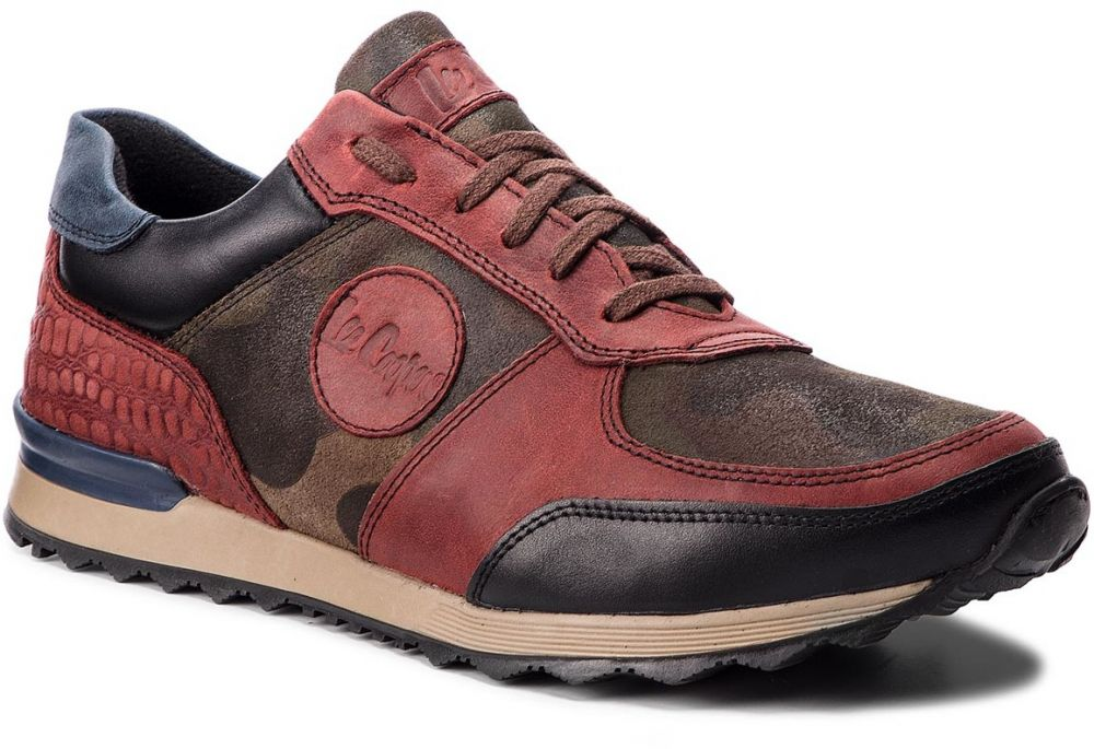 Sneakersy LEE COOPER - LCJP-18-01-021 Dk Brown Red značky Lee Cooper -  Lovely.sk f62f20e063
