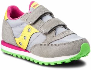 Sneakersy SAUCONY - Jazz Double Hl SK159623 Grey/Ylw
