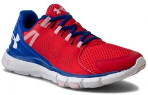 Topánky UNDER ARMOUR - Ua W Micro G Limitless Tr 1258736-669 Rtr/Ubl/Wht