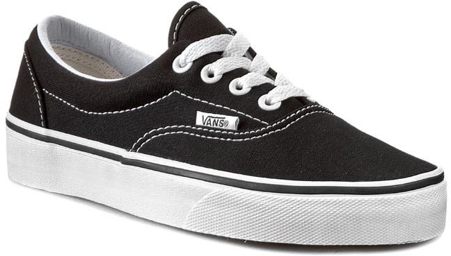 1600fabd243 Tenisky VANS - Era VN-0EWZBLK Black značky Vans - Lovely.sk