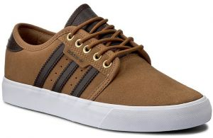 Topánky adidas - Seeley BB8457 Mesa/Dbrown/Ftwwht