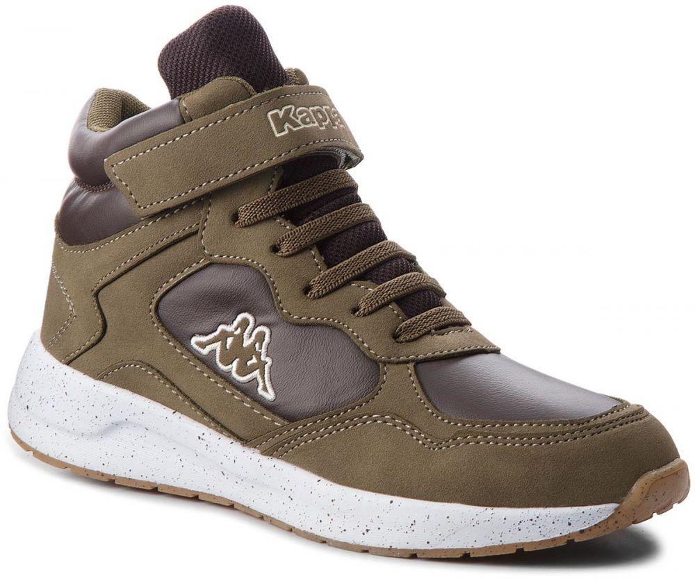e636a1bf27dac Outdoorová obuv KAPPA - Terry K 260628K Army/Brown 3150 značky KAPPA -  Lovely.sk