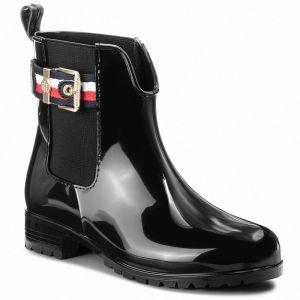 Čižmy do dažďa Tommy Hilfiger CORPORATE BELT LONG RAIN BOOT značky ... 6055287552d