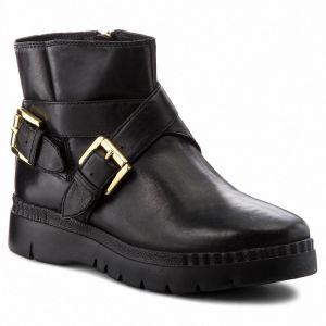 af8991da9 GEOX Dámske členkové topánky Mendi Np ABX Black D746SB-00022-C9999 ...