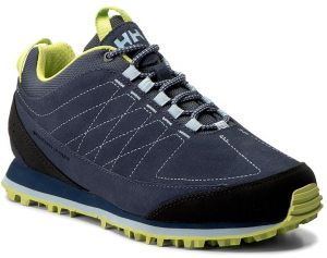 Trekingová obuv HELLY HANSEN - W Vinstra112-43.590 Mood Indigo/Shadow Blue/Bright Chartreuse/Blue Dove/Black