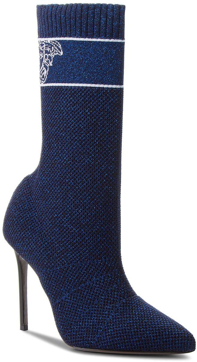 Členková obuv VERSACE COLLECTION - LSD574O LLXS L429 Nero Blu Bianco značky Versace  Collection - Lovely.sk 90ea00c9718