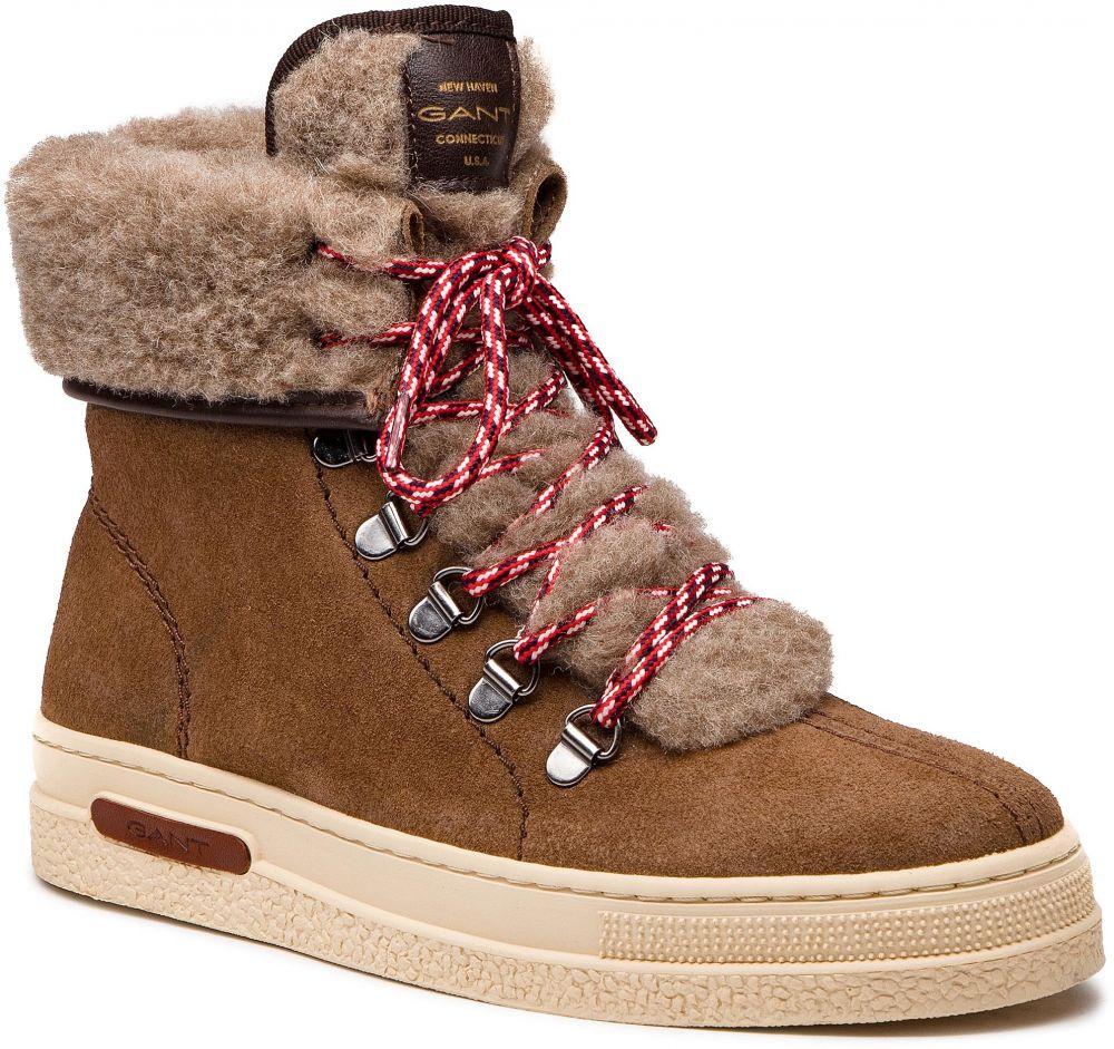 1757064ca4 Členková obuv GANT - Maria 17543826 Mud Brown G467 značky Gant - Lovely.sk